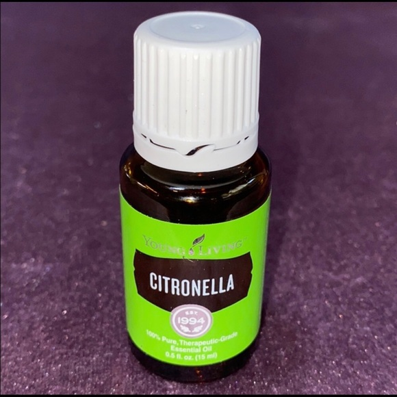 New Citronella 15ml Young Living Essential Oil